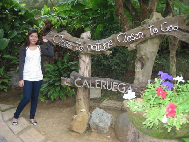 Welcome to Caleruega~